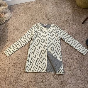 Anthropologie Oliver Sweater Coat - M